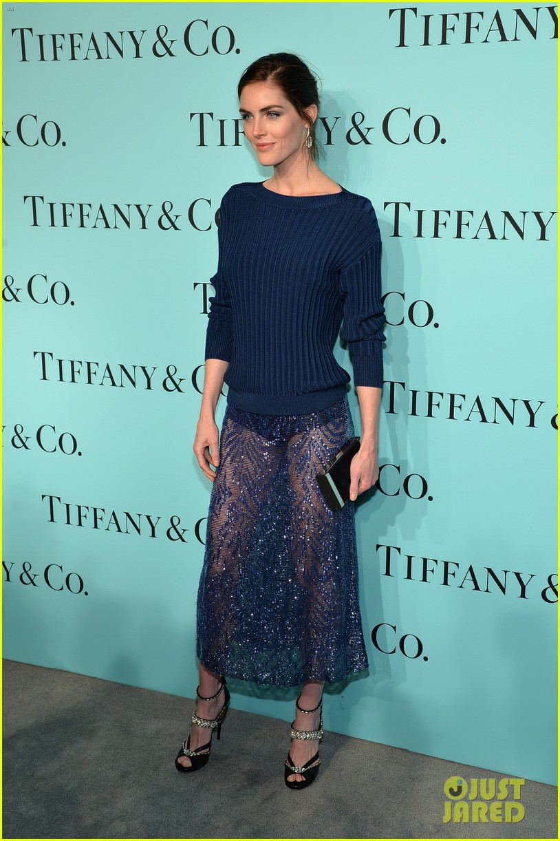 kate bosworth michael polish tiffany co blue book celebration 033088697