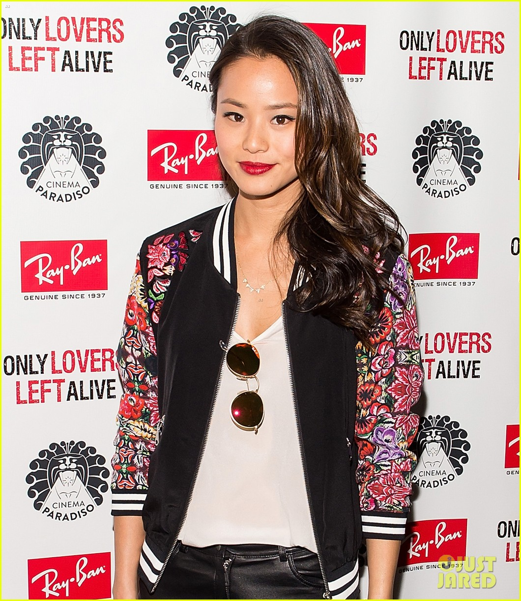 jamie chung only lovers left alive new york screening 04