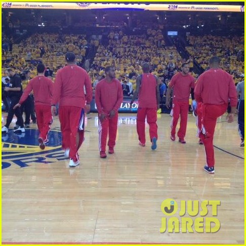 clippers uniforms inside out protest racist comments donald sterling 03