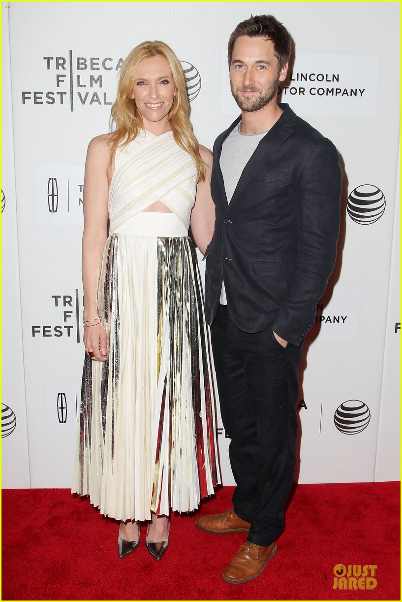 toni collette ryan eggold lucky them premiere 033096497