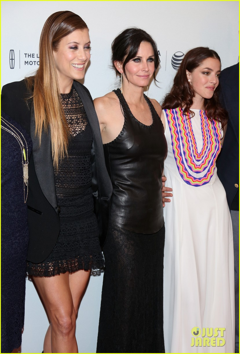 courteney cox celebrates just before i go directorial debut at tribeca 173099066