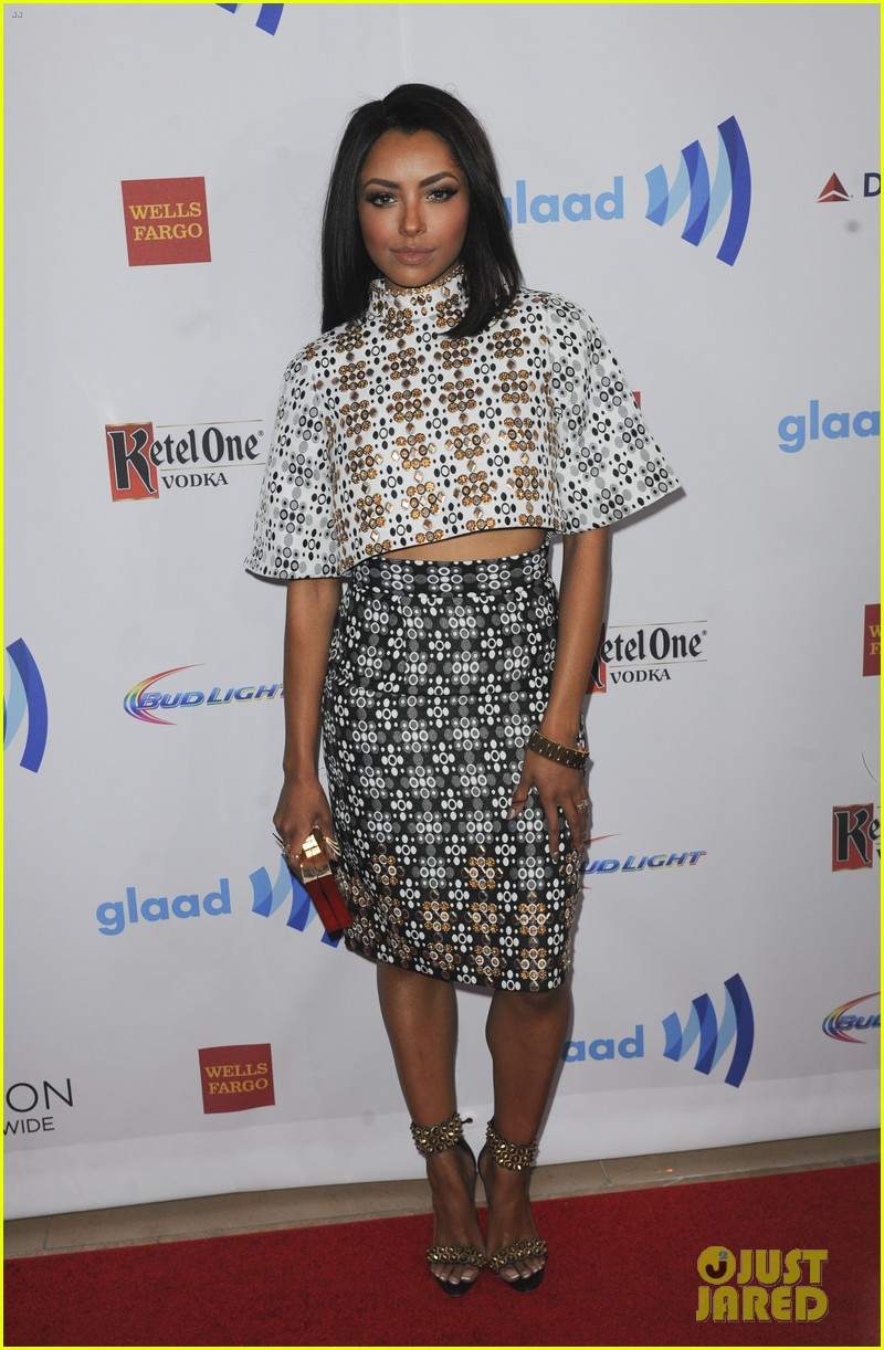 eric dane kat graham honor lgbt at glaad media awards 143090365