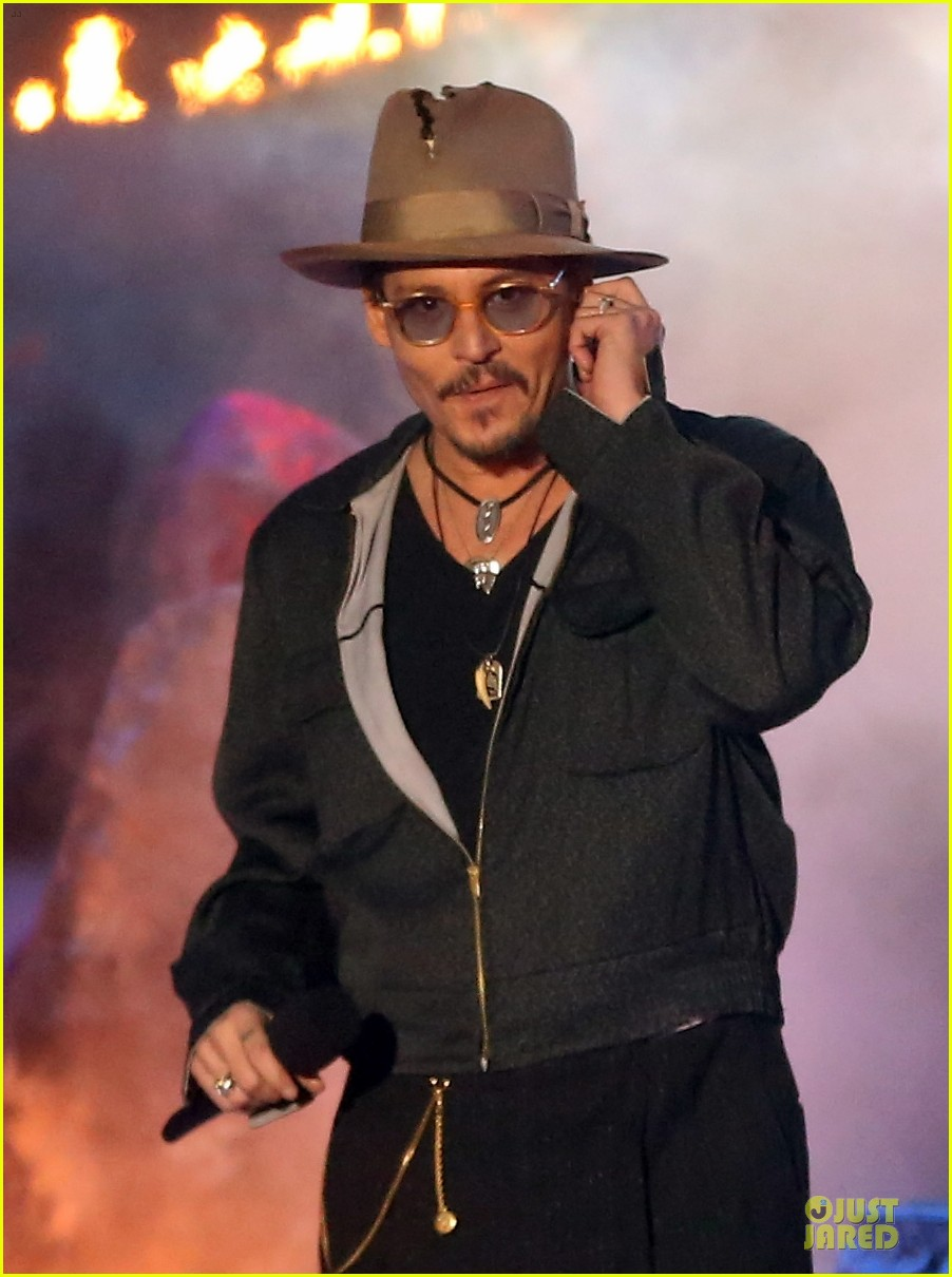 johnny depp mtv movie awards 2014 02