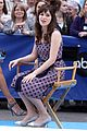 zooey deschanel tommy hilfiger collection launch 04