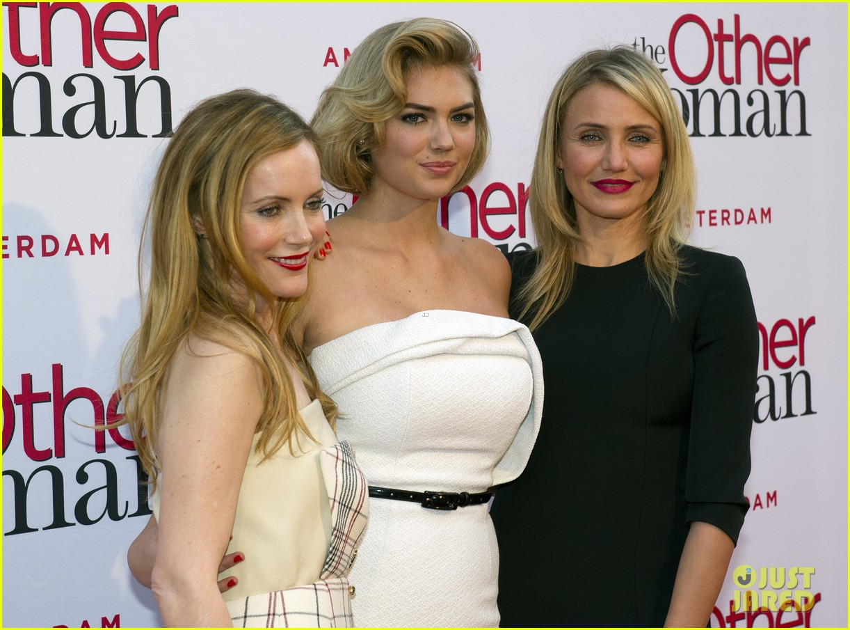 cameron diaz gets glam with kate upton leslie mann for the other woman 02