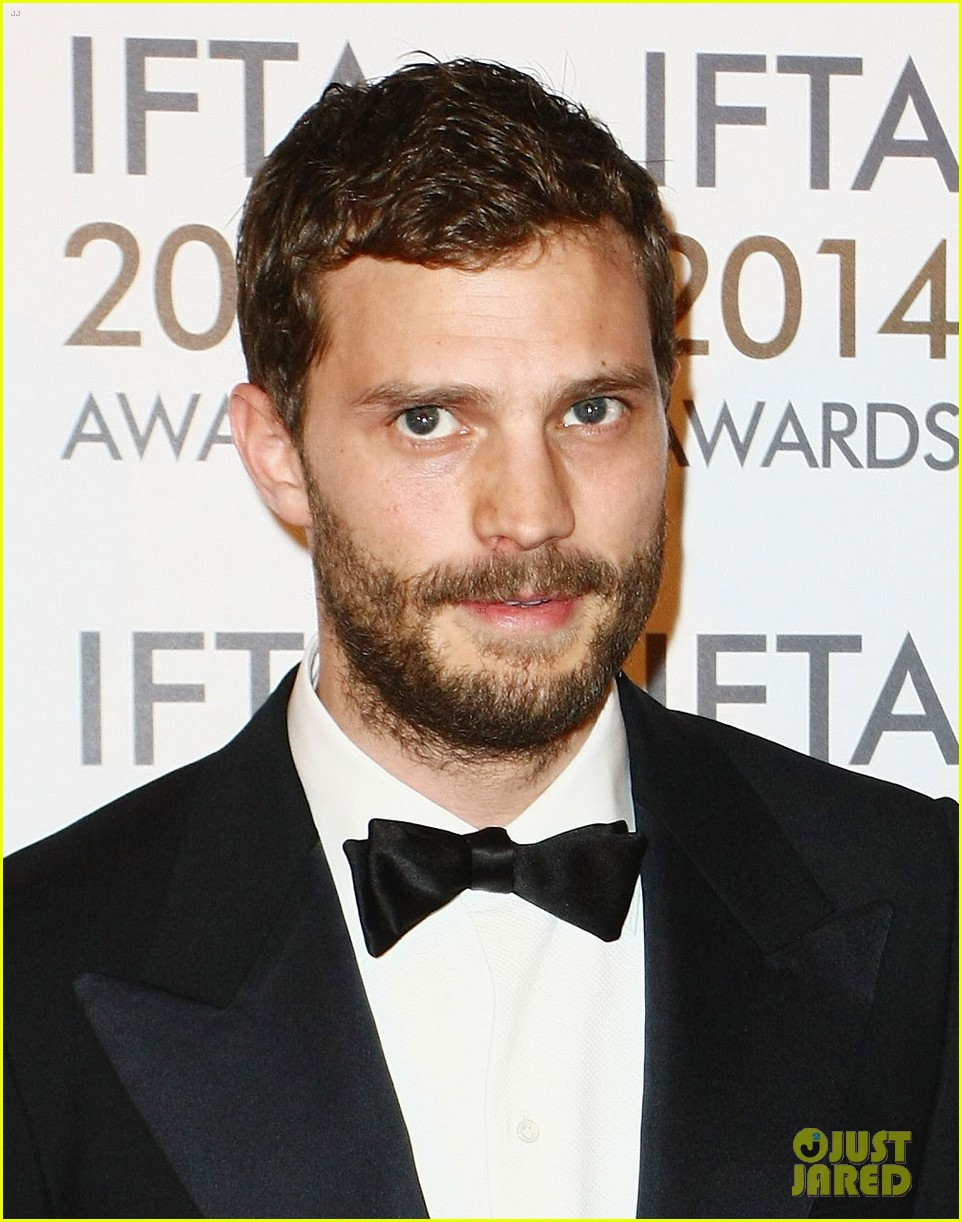 jamie dornan wins two awards at ifta awards 023085360