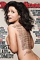 julia louis dreyfus naked for rolling stone 01
