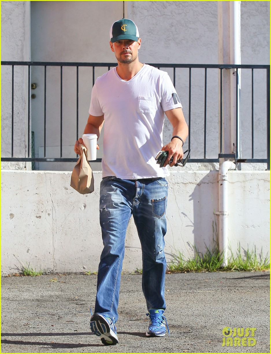 josh duhamel gets mistaken for timothy olyphant johnny knoxville 10