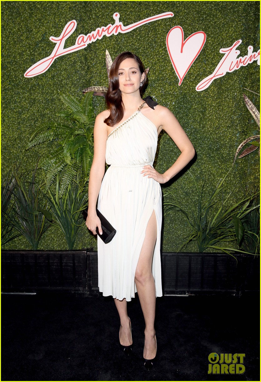 emmy rossum olivia munn lanvin living beauty evening fashion 01