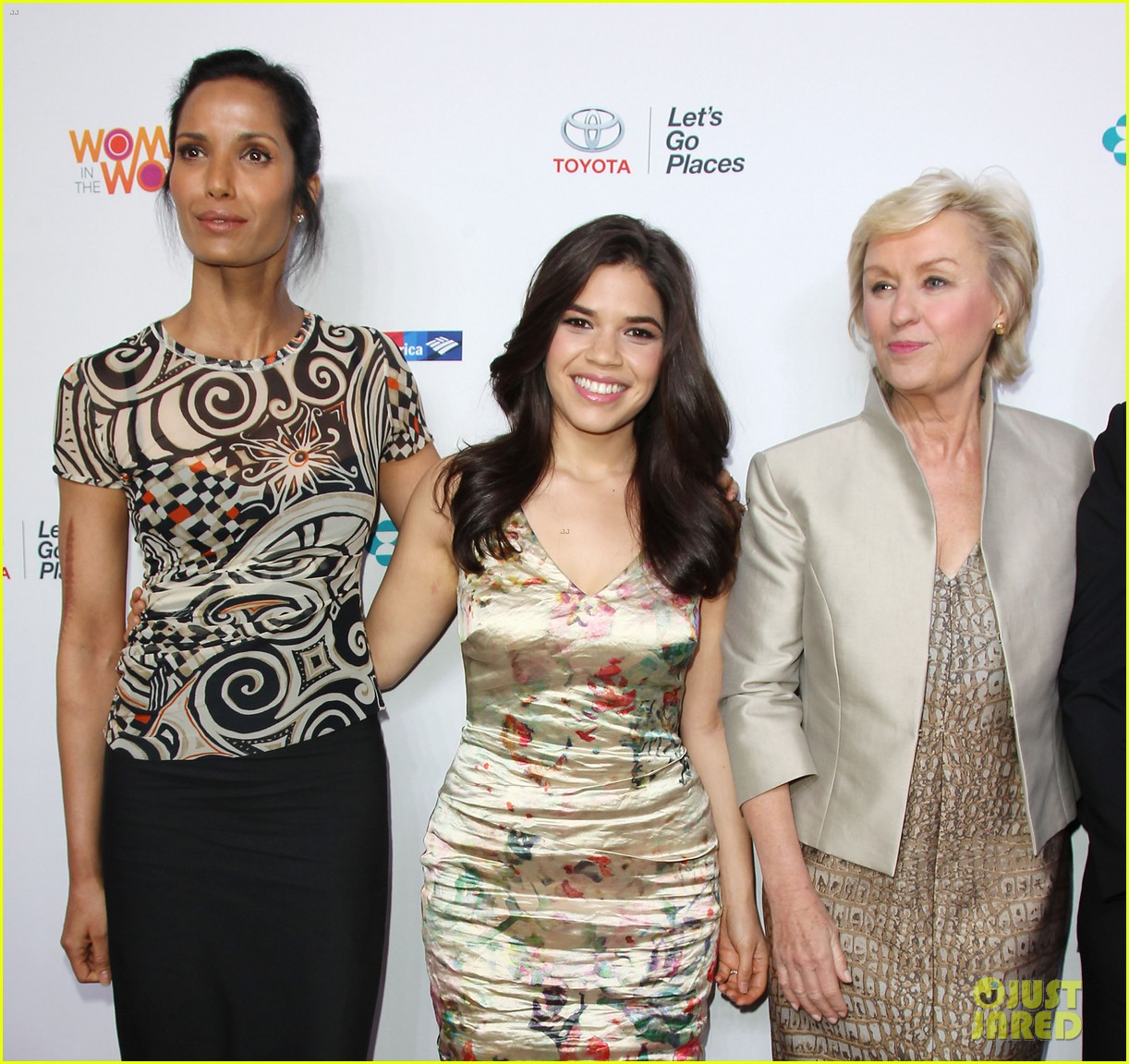 america ferrera coco rocha women in the world summit 2014 07