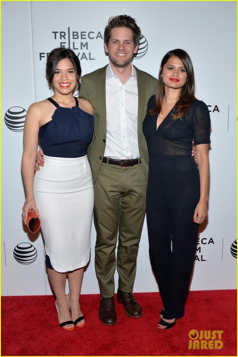 america ferrera husband bring new movie to tribeca 03