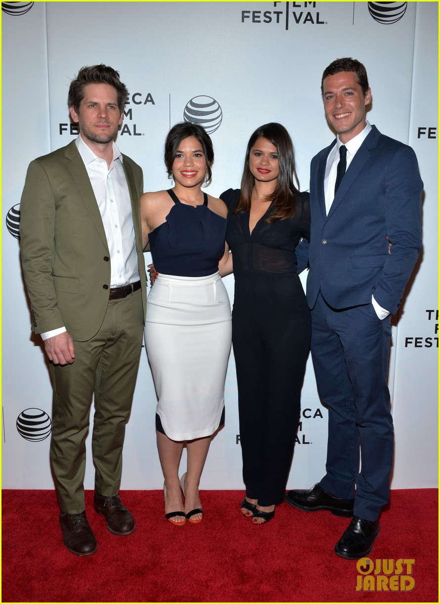 america ferrera husband bring new movie to tribeca 103095473