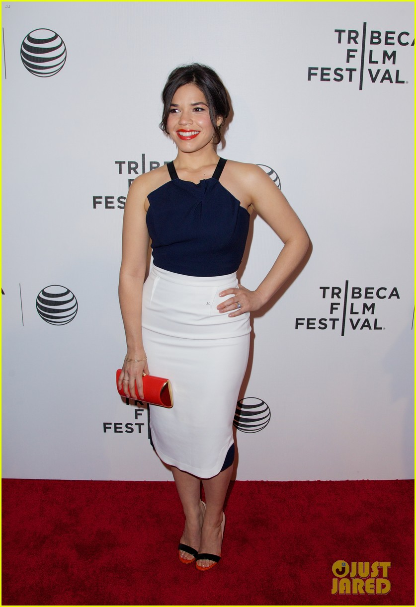 america ferrera husband bring new movie to tribeca 143095477