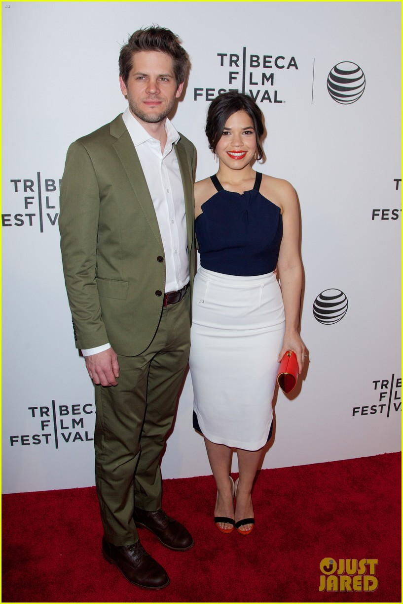 america ferrera husband bring new movie to tribeca 243095487