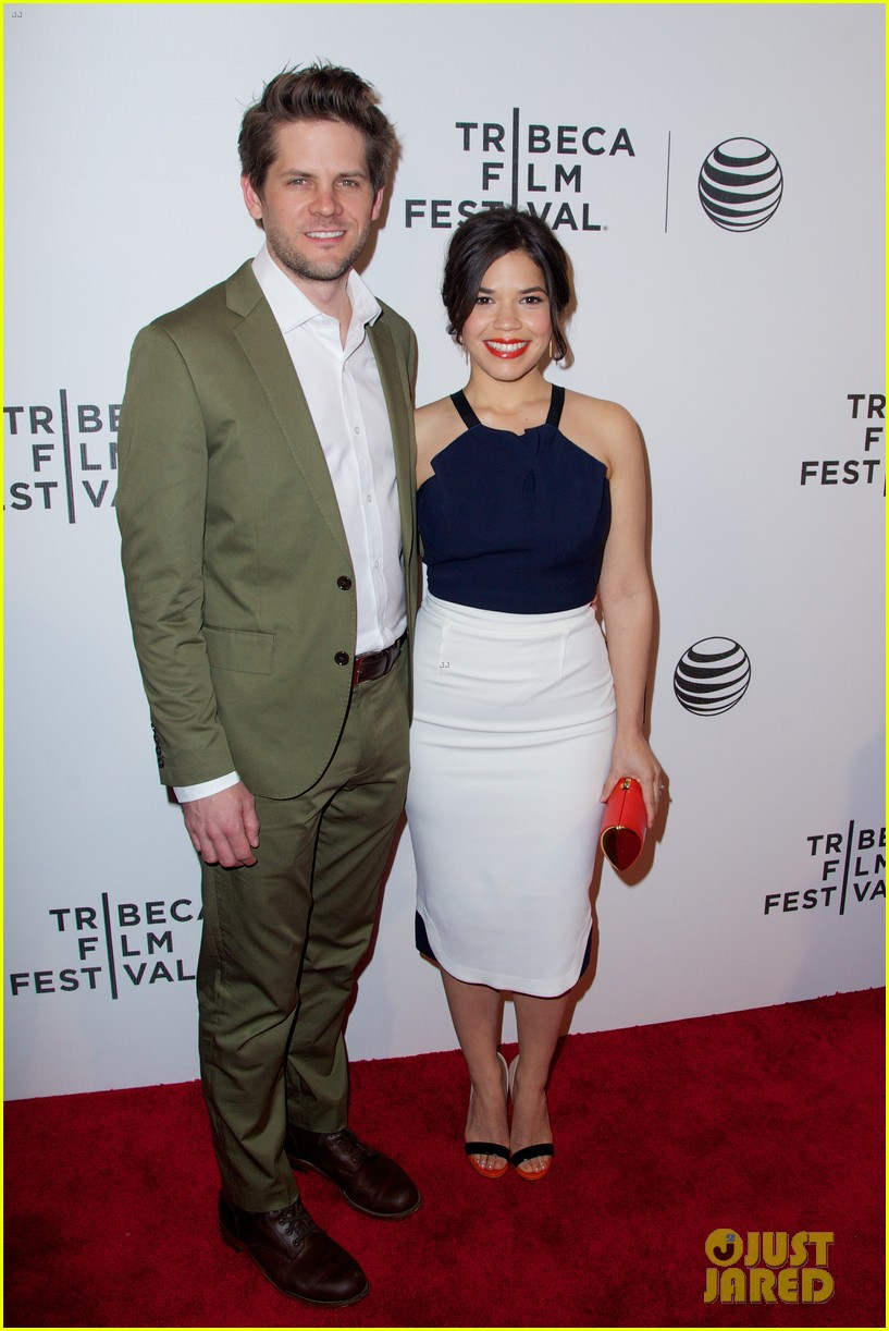 america ferrera husband bring new movie to tribeca 253095488