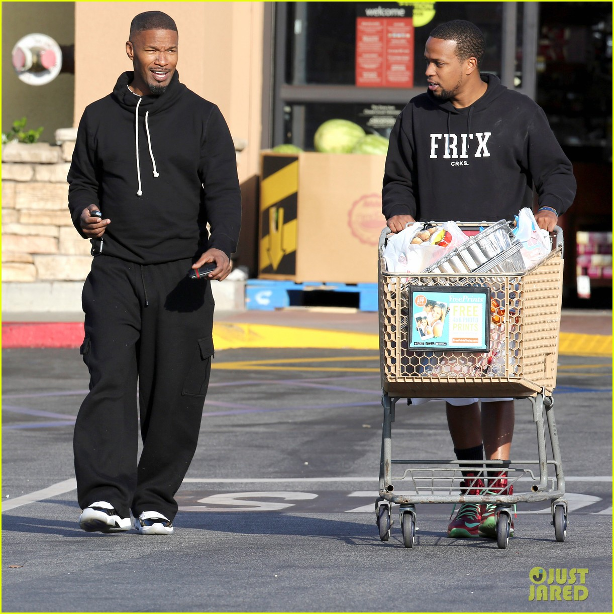 find out who makes jamie foxx starstruck 173095968