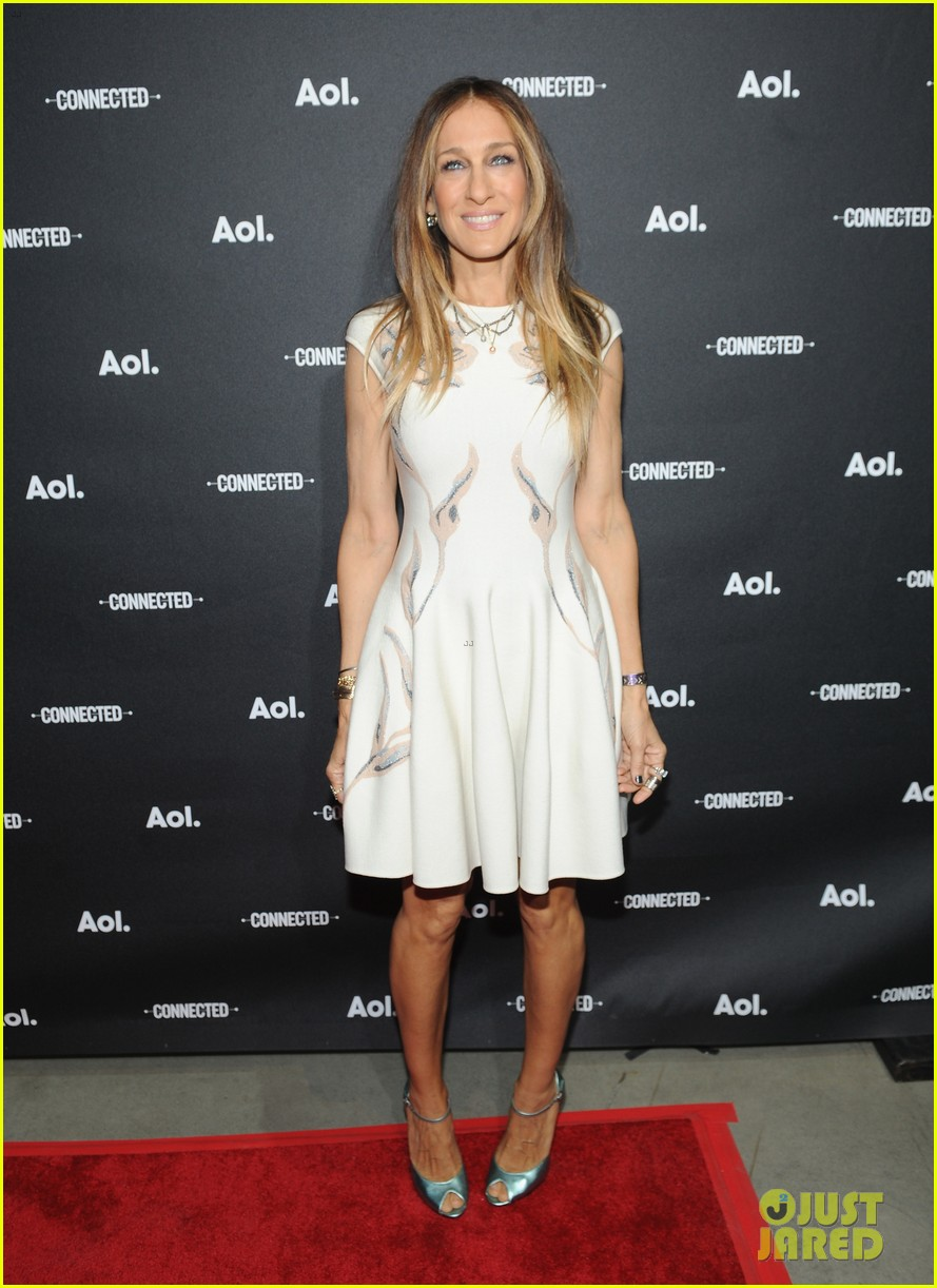 james franco sarah jessica parker present new aol shows 063101920
