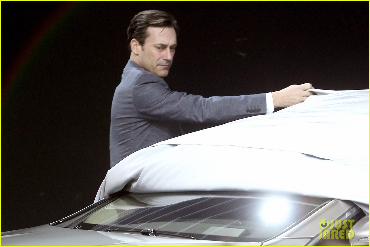 jon hamm debuts the mercedes benz s63 amg coupe 073093781