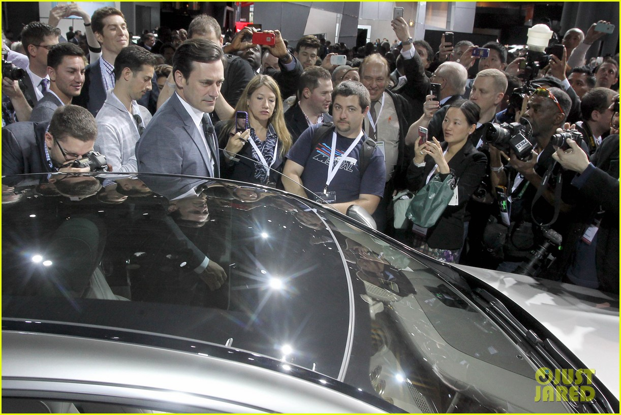 jon hamm debuts the mercedes benz s63 amg coupe 103093784