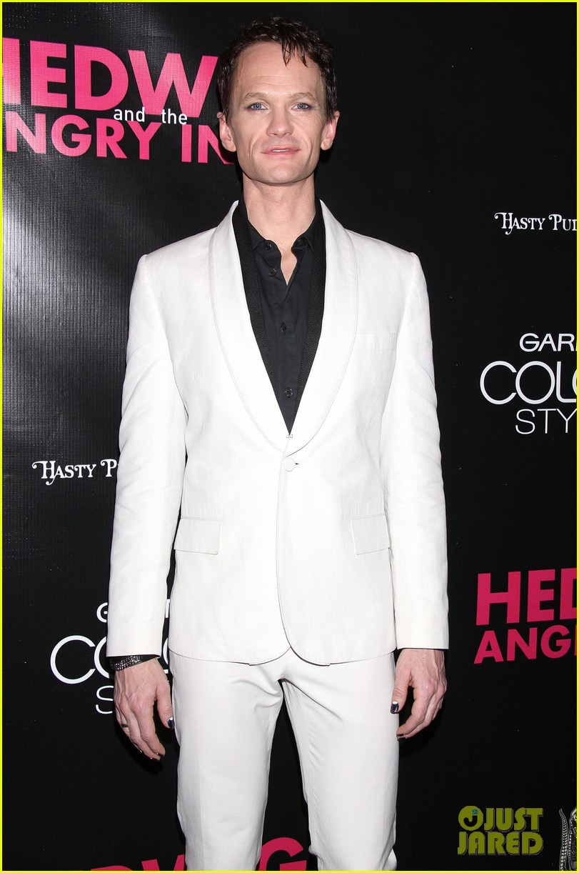 neil patrick harris opening night of hedwig and the angry inch opening 16