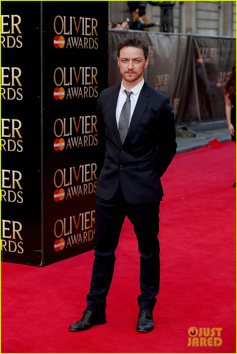 tom hiddleston james mcavoy olivier awards 2014 01