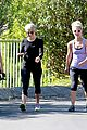 julianne hough nikki reed hiking with cara santana 07