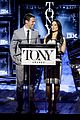 hugh jackman surprises jonathan groff lucy liu at tony awards announcements 06