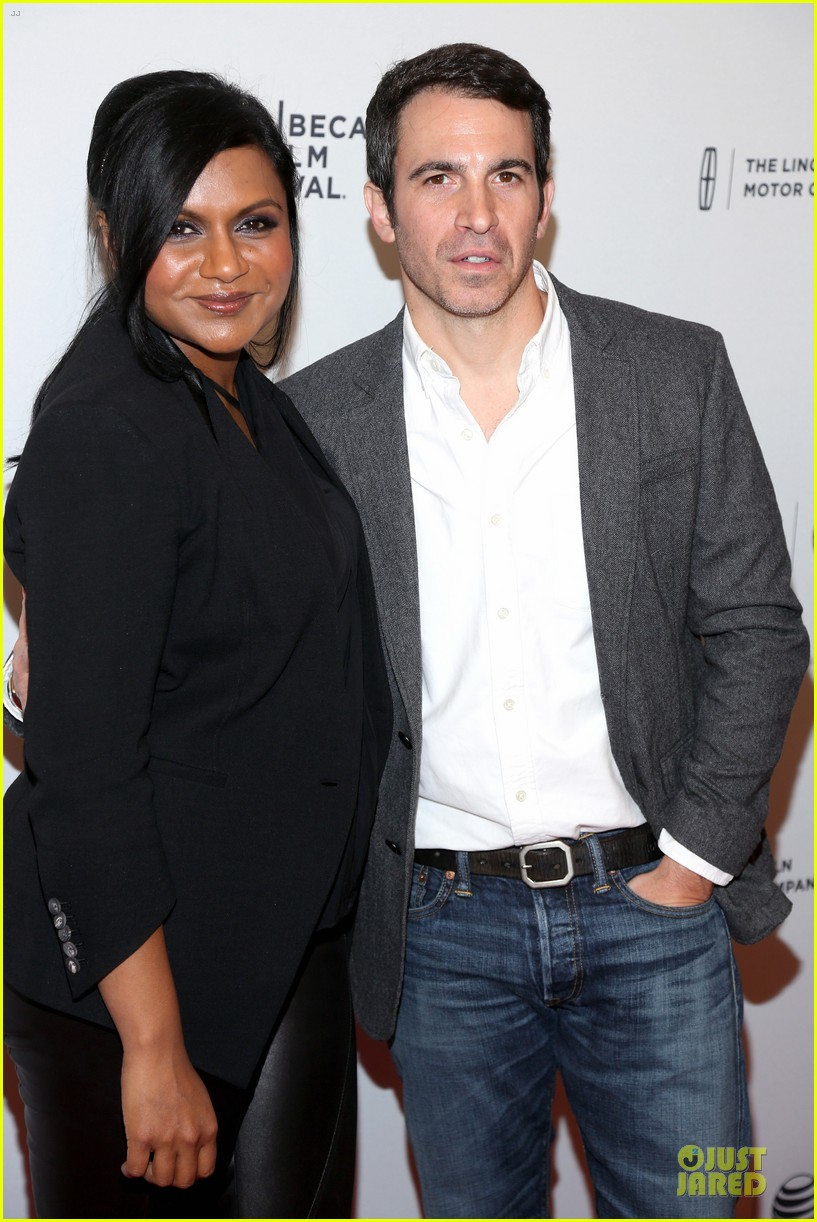 mindy kaling chris messina alex of venice tribeca premiere 023094838