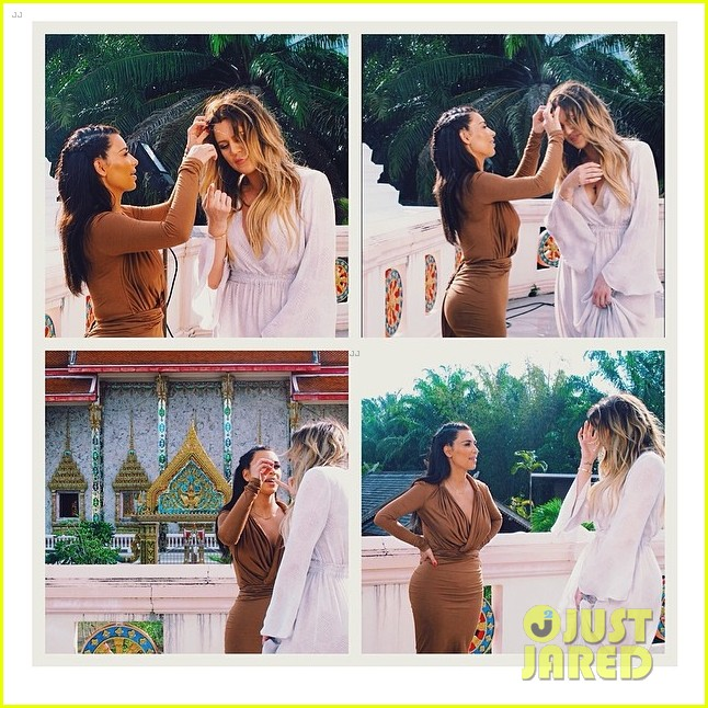 kim kardashian failed selfie with elephant 04