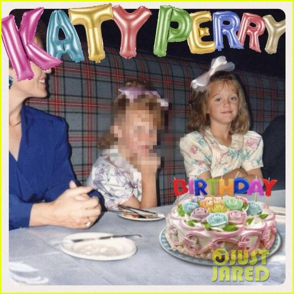 katy perrys birthday single cover art is an amazing tbt pic 013084028