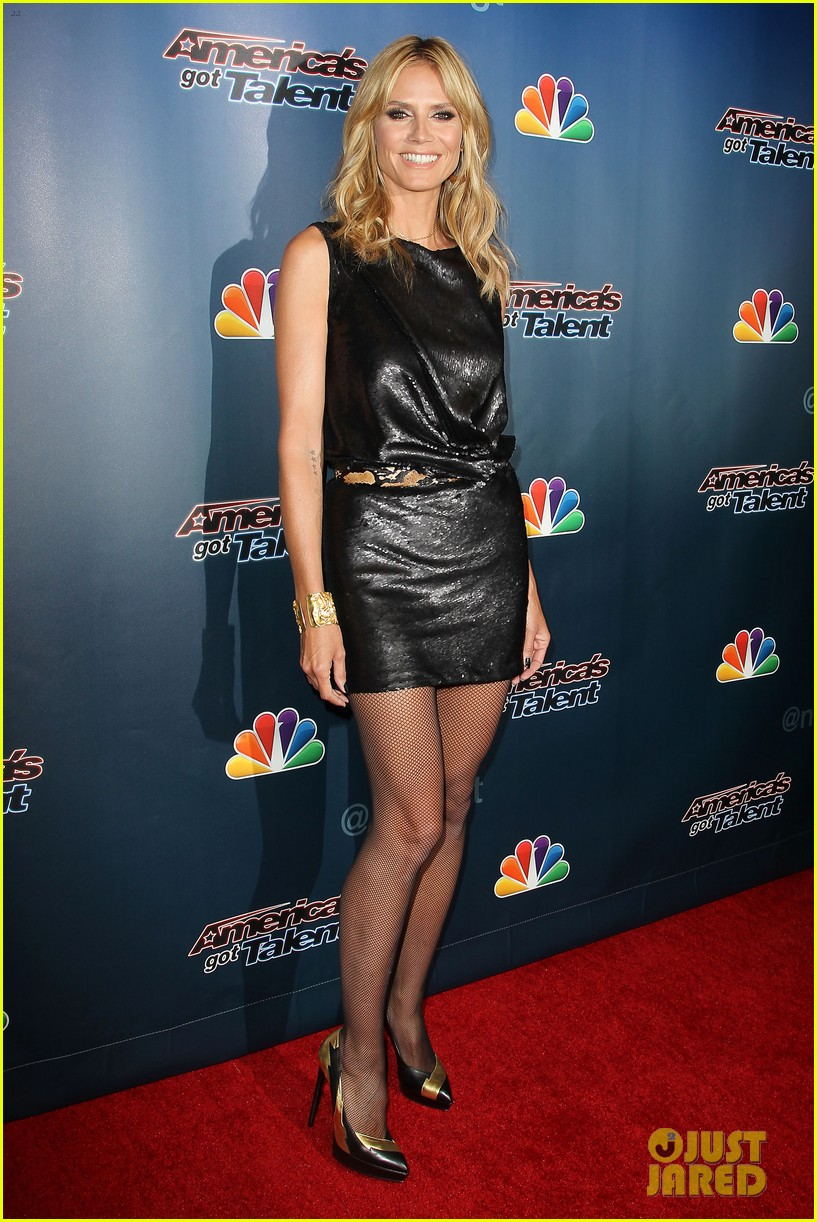 heidi klum americas got talent new york 13