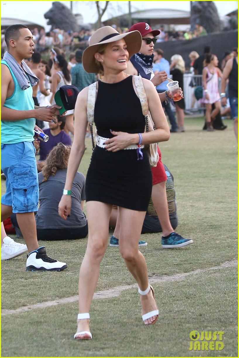 joshua jackson diane kruger happily wrap up their weekend at coachella 06