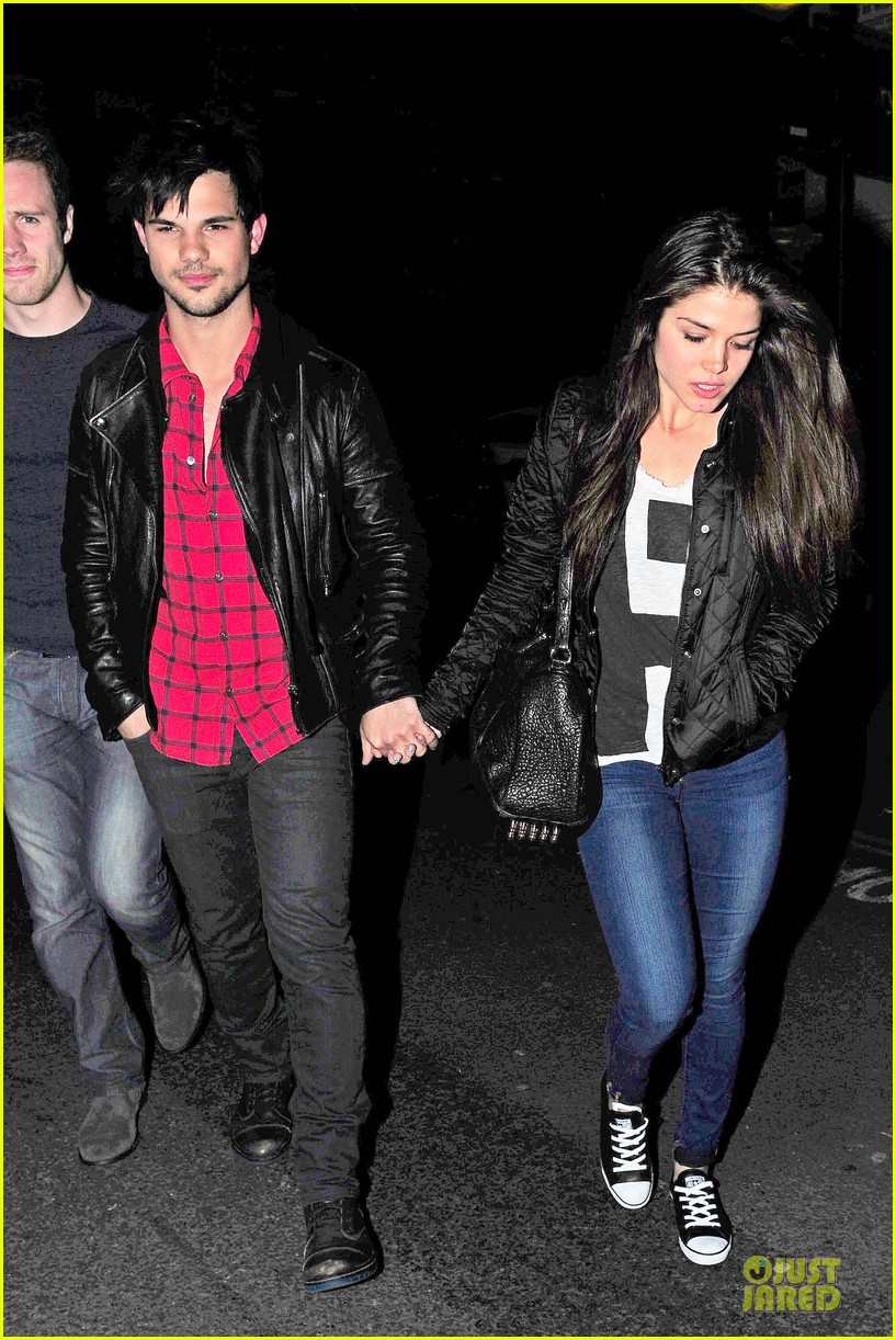 taylor lautner marie avgeropoulos inseparable london 073092531