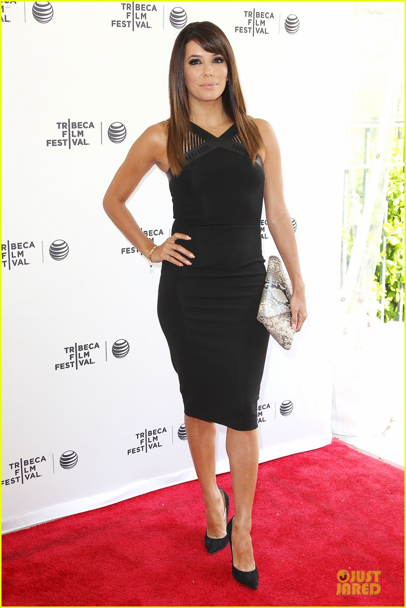 eva longoria exposes food chains at tribeca 063099730