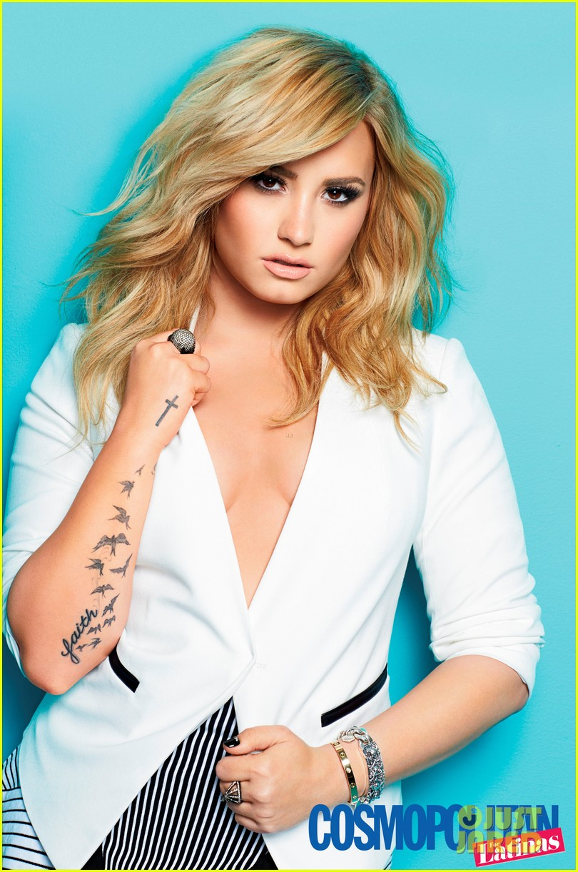 demi lovato cosmopolitan for latinas summer 2014 cover 03