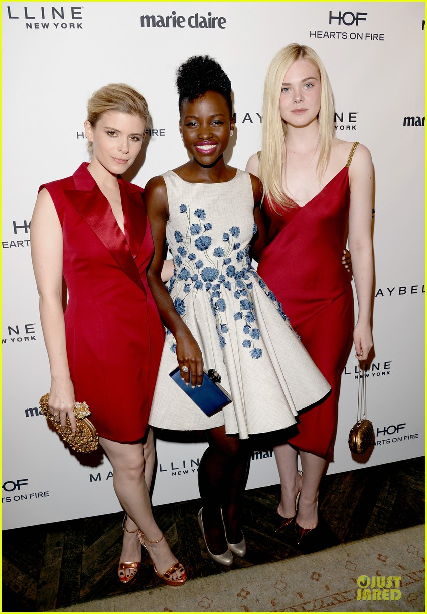 lupita nyongo kate mara celebrate marie claire covers 013087260