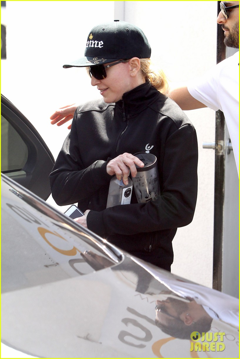 madonna is the queen of los angeles 14