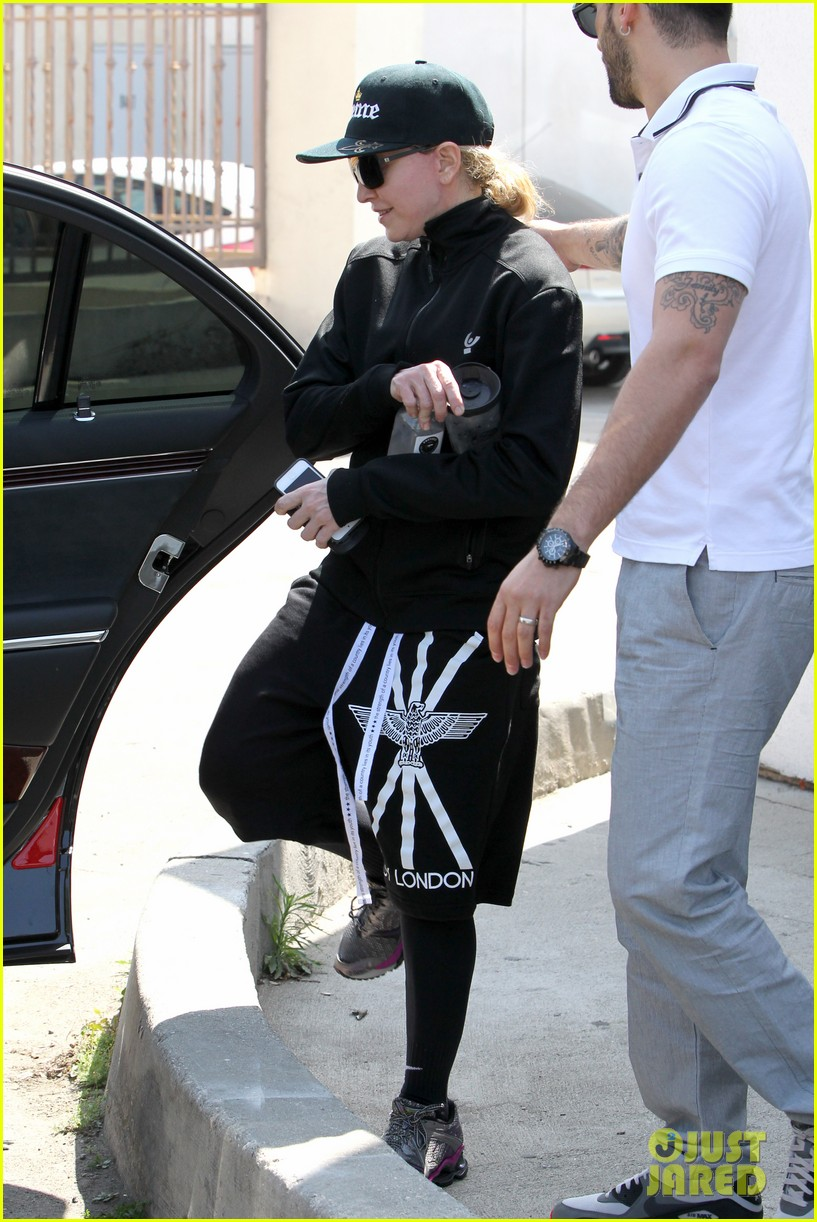 madonna is the queen of los angeles 18