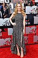 leslie mann brings the whole family to the mtv movie awards 2014 07