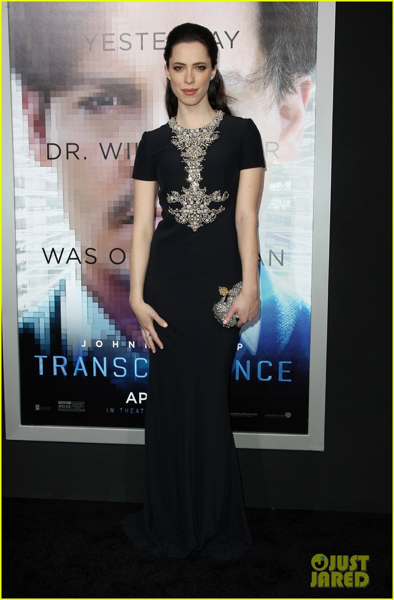 kate mara paul bettany transcendence premiere 15