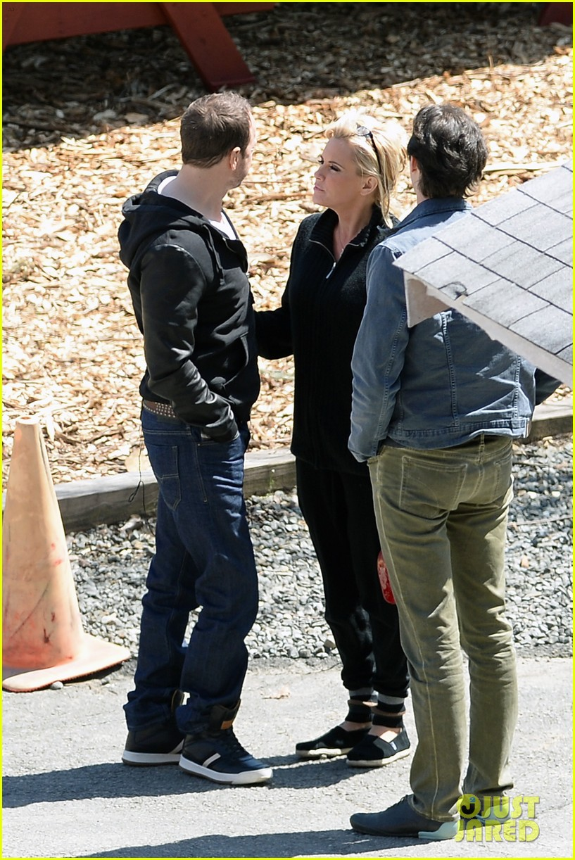 jenny mccarthy donnie wahlberg spotted upstate new york 083094124