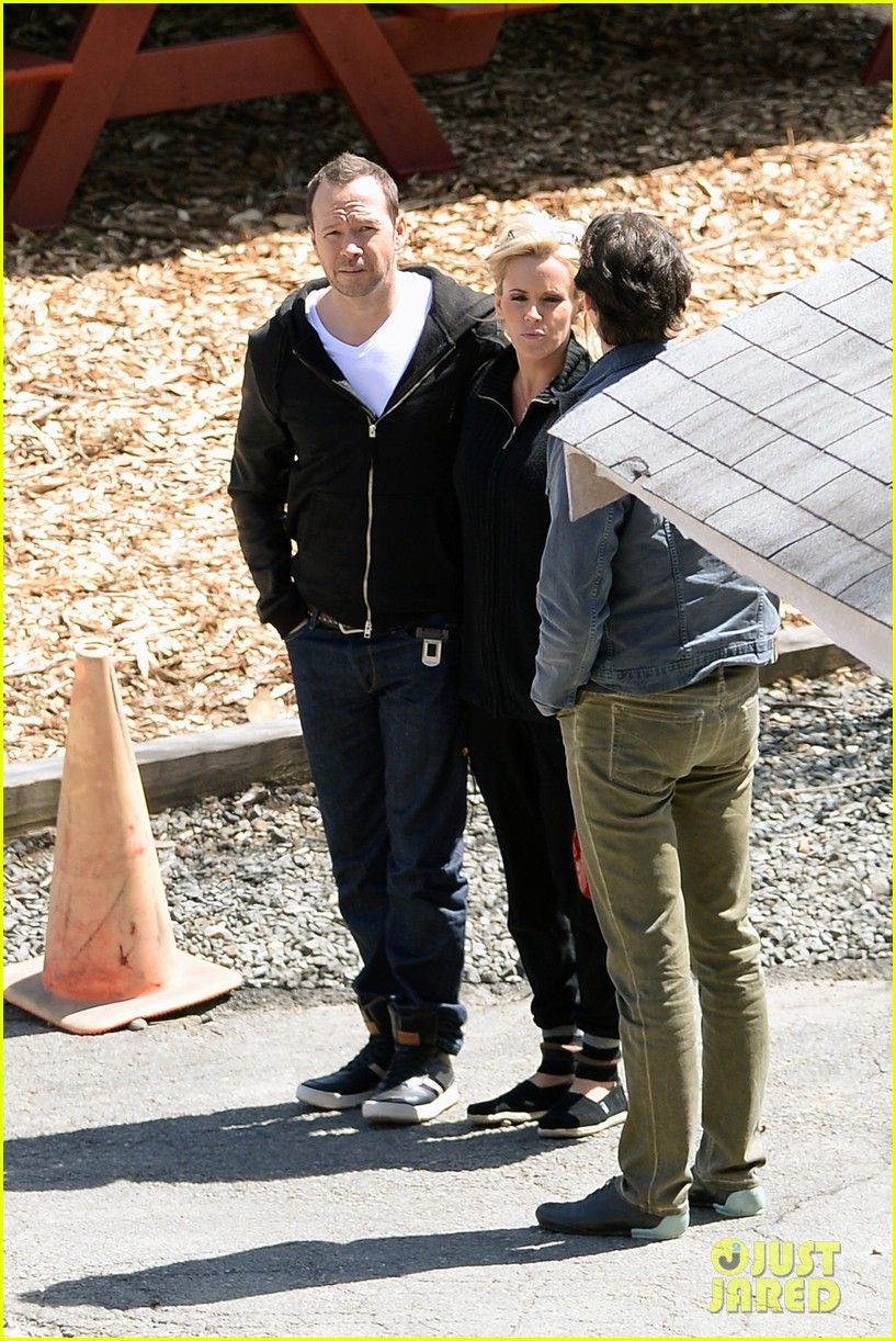 jenny mccarthy donnie wahlberg spotted upstate new york 113094127