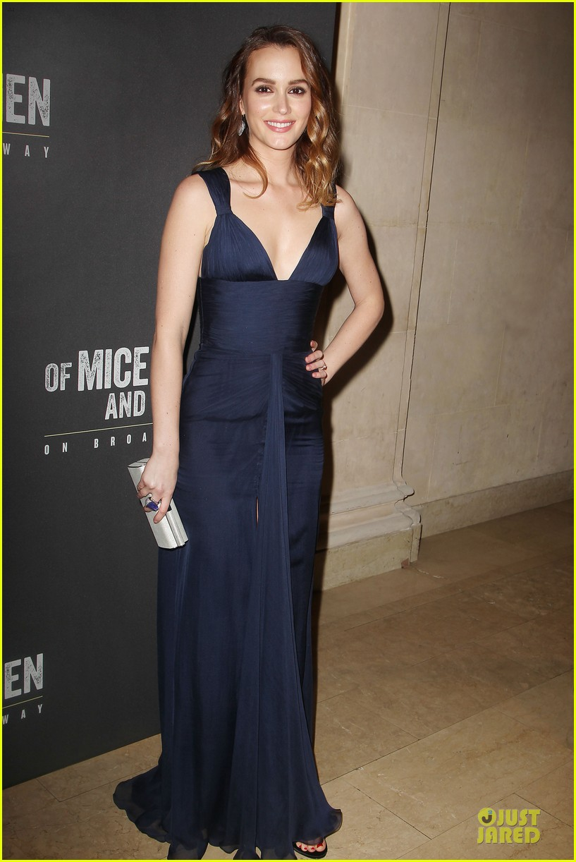 leighton meester james franco of mice men after party 09