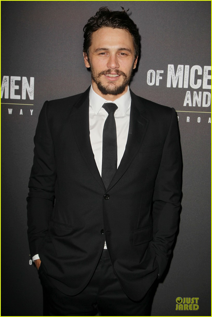 leighton meester james franco of mice men after party 11