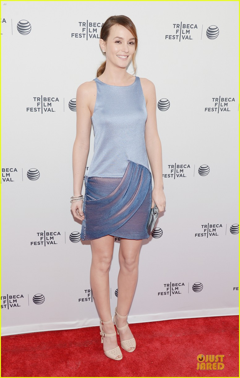 leighton meester life partners at tribeca premiere 06