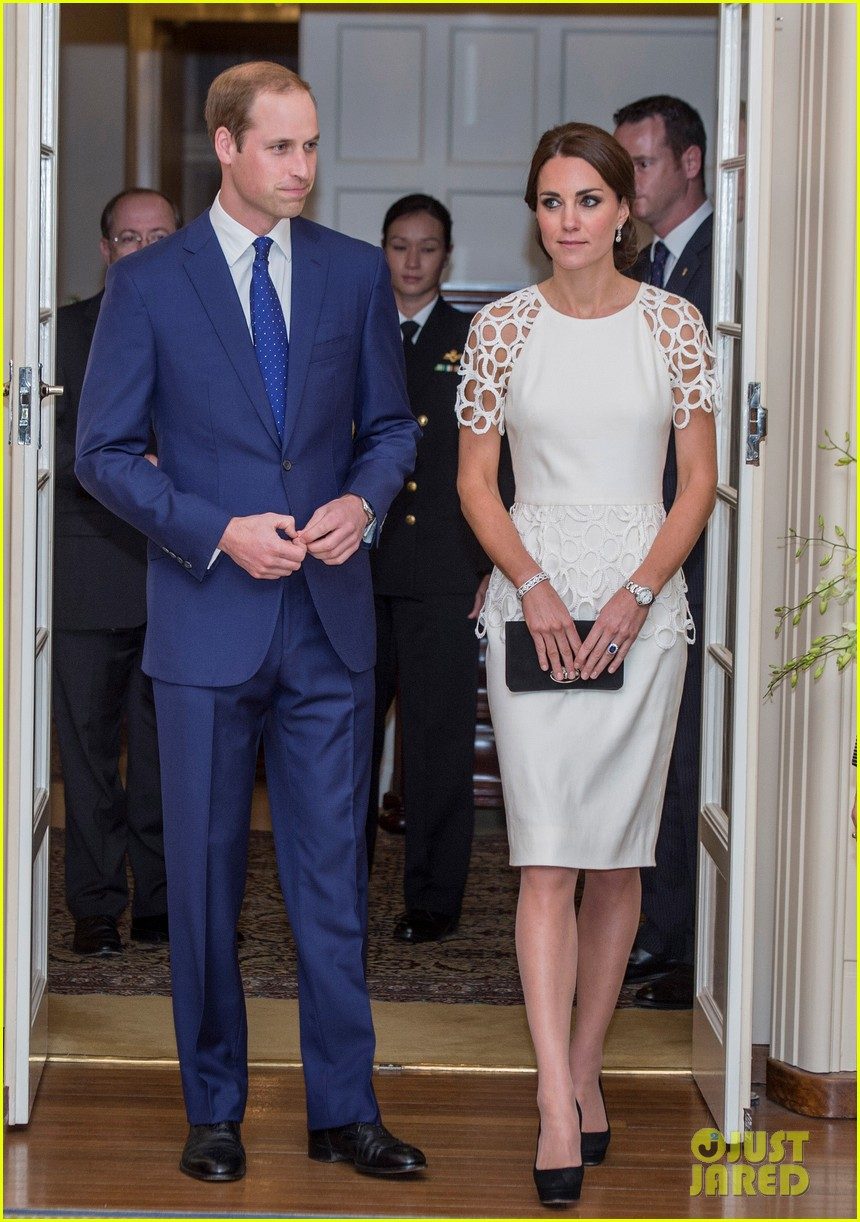 kate middleton wraps up royal tour with one of her loveliest looks yet 033098270