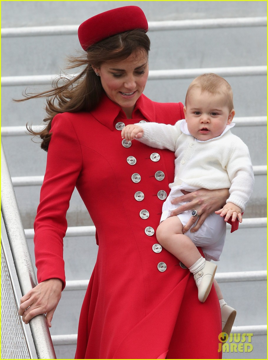 these kate middleton prince george pics are the cutest 06