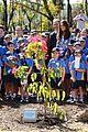 kate middleton prince william plant tree in australia 05