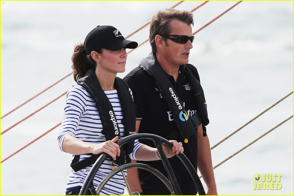 kate middleton prince william racing yachts 02