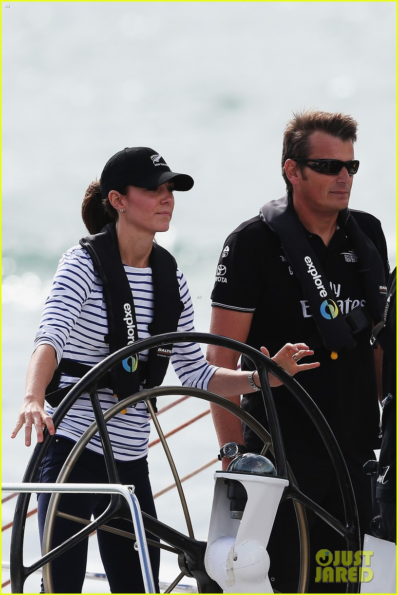 kate middleton prince william racing yachts 16
